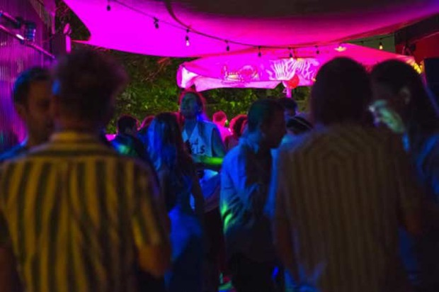 "Say Goodbye to Bushwick Summer the Patrick Swayze Way at Our Wicked Lady's ""Dirty Dancing"" Party — Arts & Culture on Bushwick Daily"