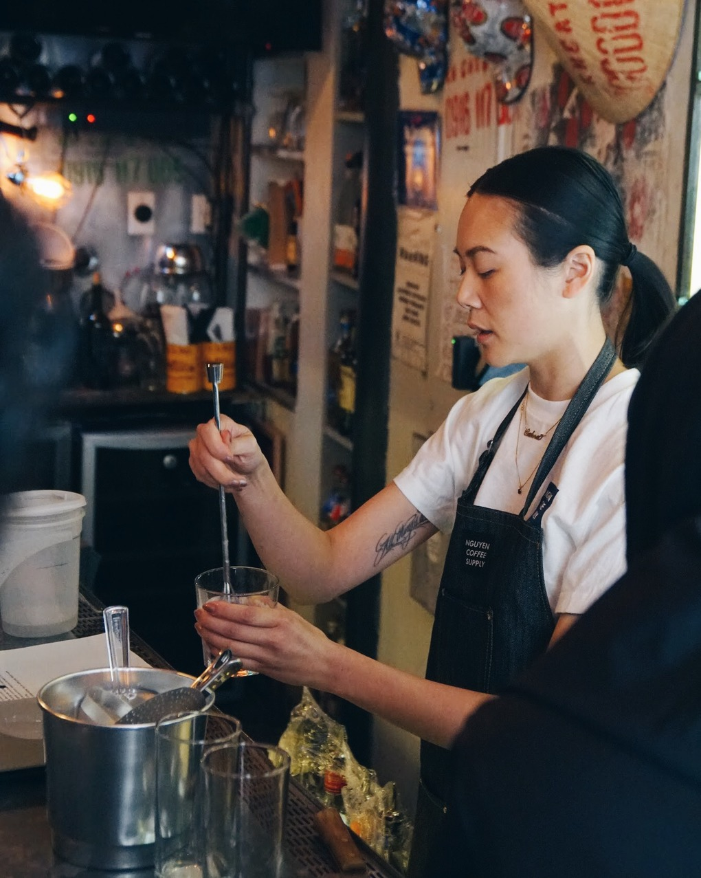 Bushwick Resident Is the First Vietnamese American Importer and Roaster of Vietnamese Coffee in NYC — Business on Bushwick Daily