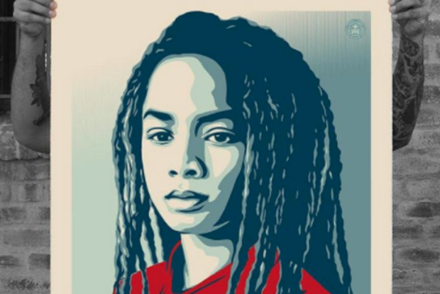 A Bushwick Photographer's Collaboration With Shepard Fairey Has Already Impacted the Women's March — Arts & Culture on Bushwick Daily