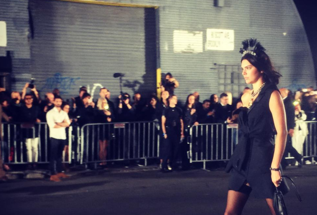 Alexander Wang Delivered on His Promise To Turn the Neighborhood into #Wangfest — Fashion and Shopping on Bushwick Daily