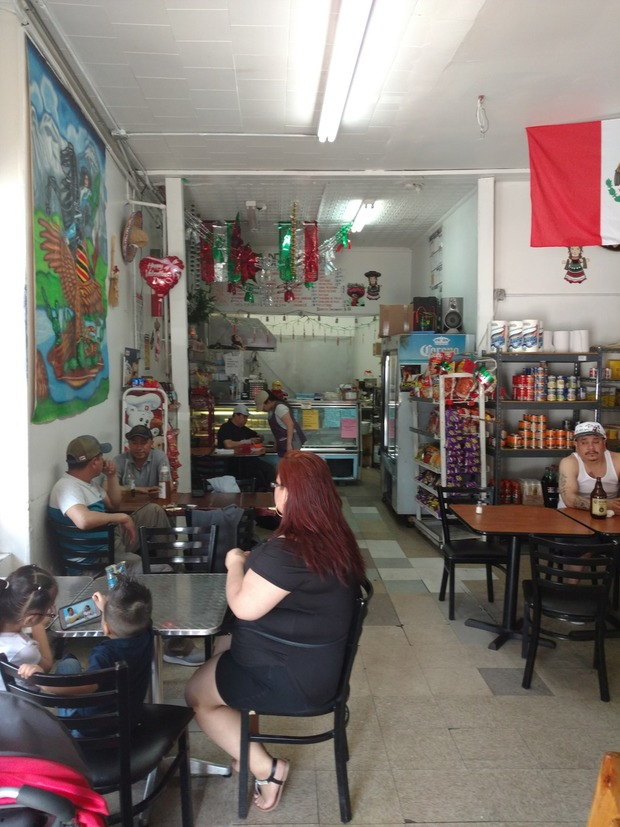 Taco Tour: Santa Ana Deli and Grocery Serves Delicious Homey Treats — Food and Drink on Bushwick Daily