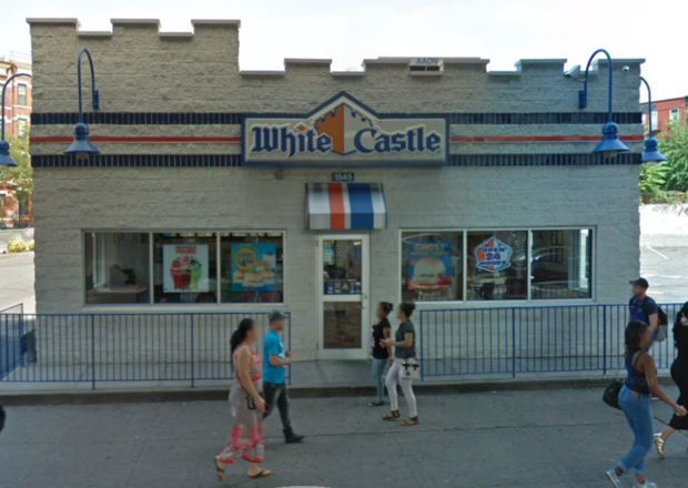 A Man Attacked With a Garbage Can  Inside the White Castle in Bushwick — News on Bushwick Daily