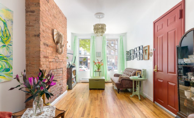 Swoon: This Gorgeous Bushwick 1-Bedroom with a Private Backyard and Finished Basement Is Up for Sale — Sponsored on Bushwick Daily