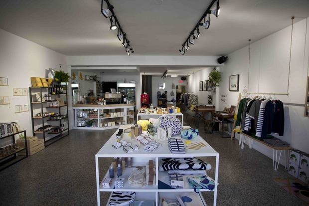 Bushwick's Sunrise/Sunset Features Brooklyn Artists at its New Montreal Location — Coffee on Bushwick Daily