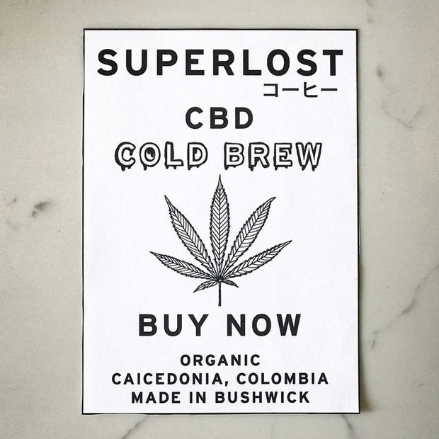 Bushwick's Superlost Coffee Launches First Ready-to-Drink CBD Cold Brew — Food and Drink on Bushwick Daily