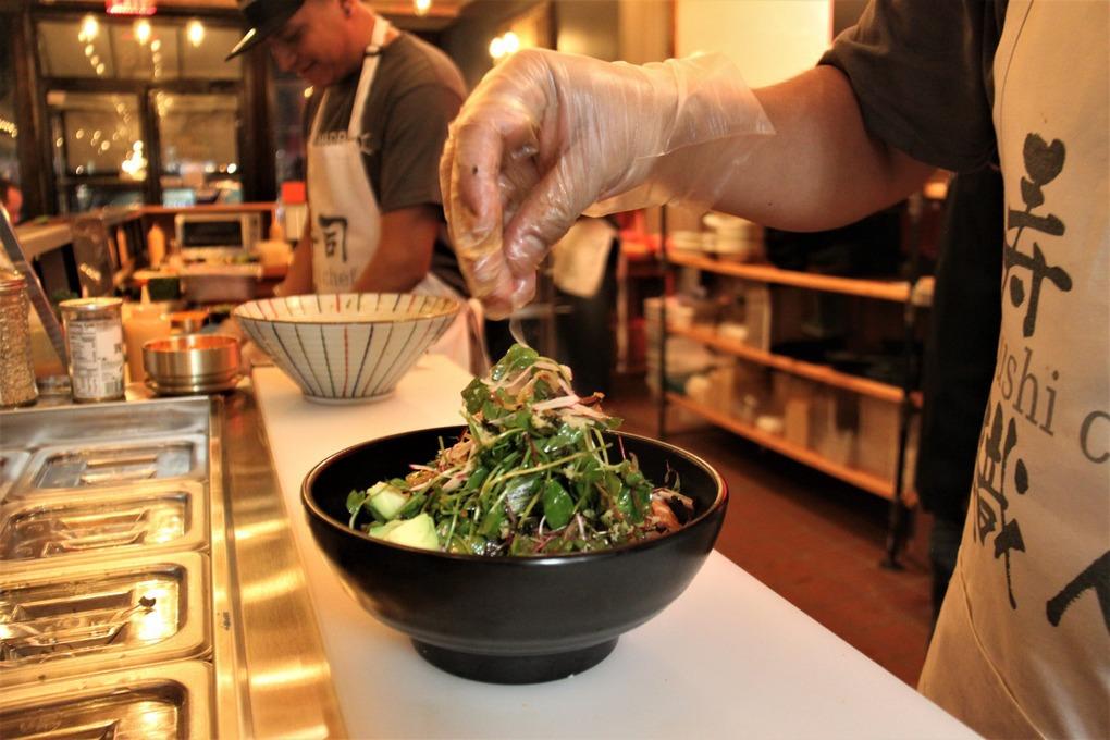 Photos and Video: How Bushwick's Sandobe Slays — Restaurants on Bushwick Daily