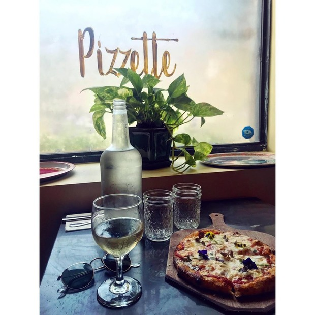 Pizzette, a New Destination for Pizza and Drinks, Opens in East Williamsburg — Food and Drink on Bushwick Daily