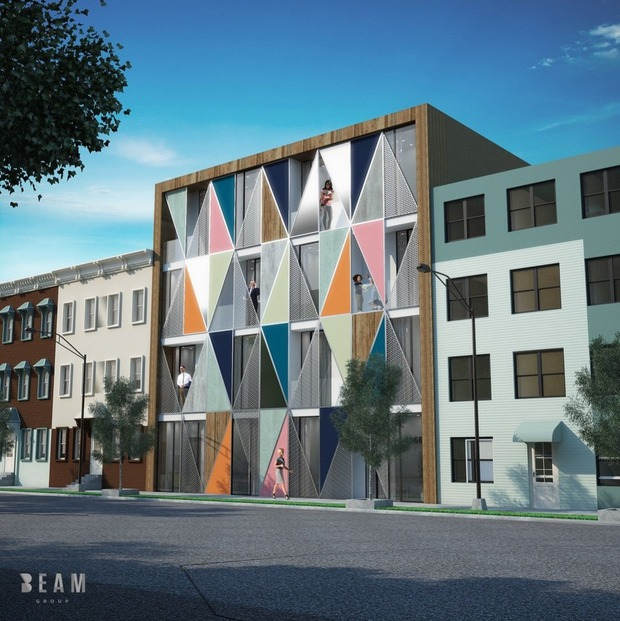 This Crazy New Apartment Building is Coming to Troutman Street in Bushwick — Real Estate on Bushwick Daily