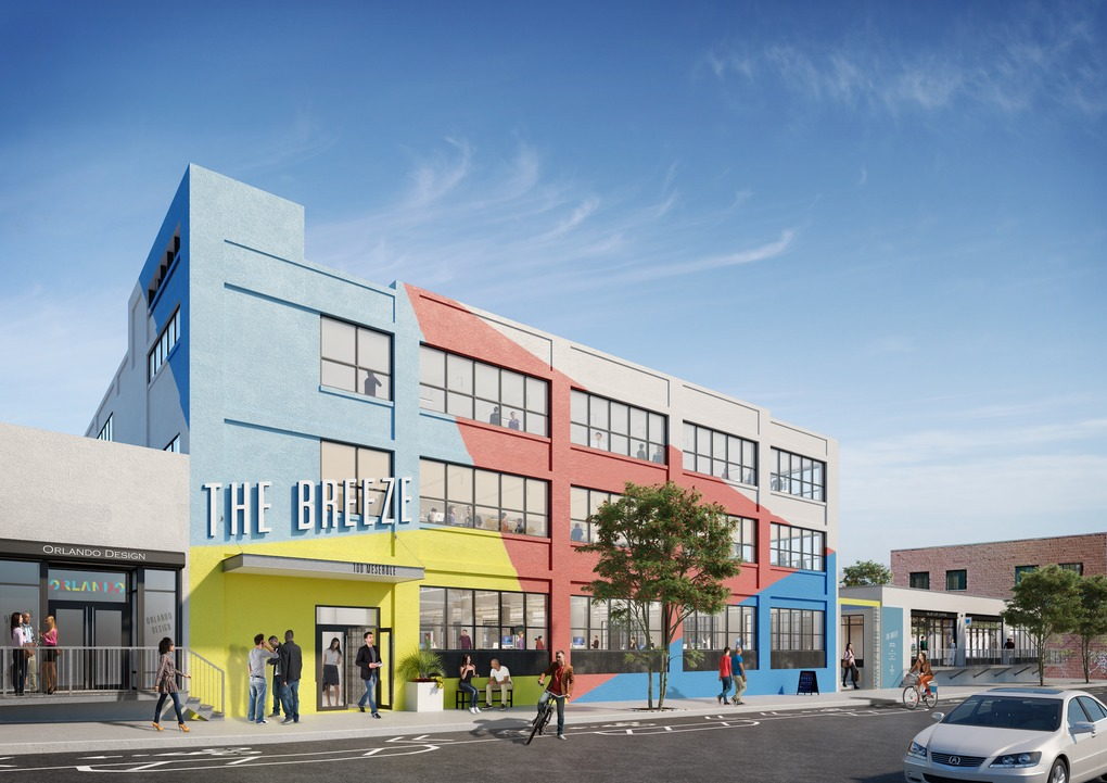 An Office Building Named 'The Breeze' Comes to East Williamsburg — Real Estate on Bushwick Daily