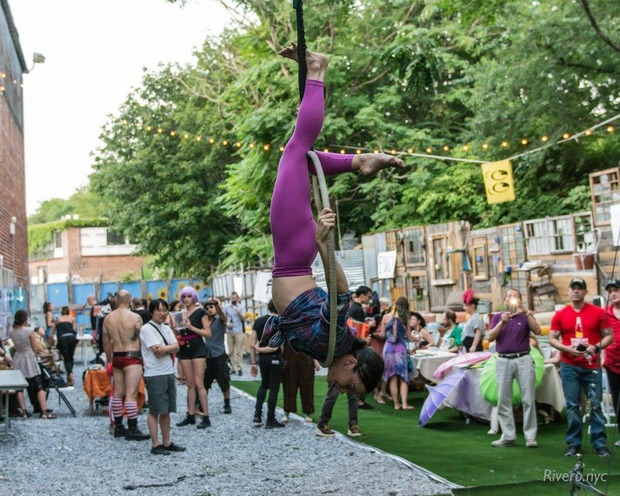 The Muse, Bushwick's Own Circus, Needs Crowdfunding Support — Arts & Culture on Bushwick Daily