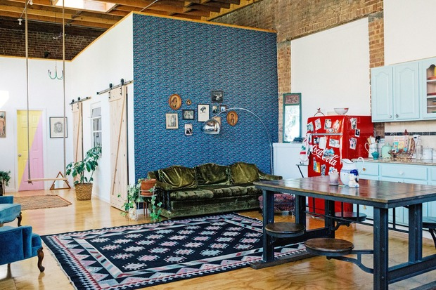 An LA Transplant With a Double Life Runs This Funky Bushwick Airbnb — Arts & Culture on Bushwick Daily