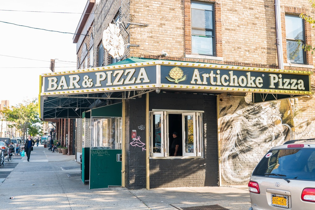 Artichoke Basille Brings Rich Pizza and Rich History to Bushwick — Restaurants on Bushwick Daily