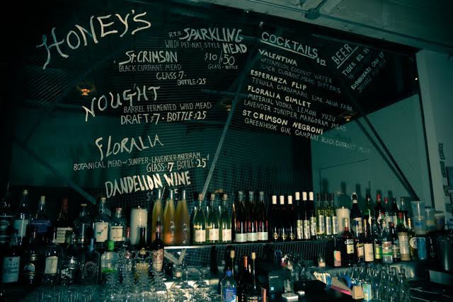 Sweet, Inventive Cocktails Await at Honey's, the Taproom of Local Meadery Enlightenment Wines — Bars on Bushwick Daily