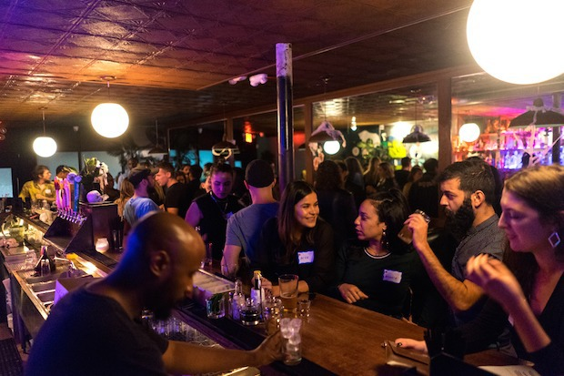 Techno Speed Dating: Where Nightlife Loving Singles Get To Mingle — Community on Bushwick Daily
