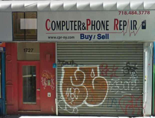 A Man in a Fluorescent Traffic Safety Jacket Robbed a Cell Phone Store in Bushwick — News on Bushwick Daily
