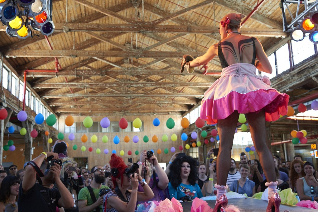 Photos: Spectacular Drag Ungendered at Bushwig 2016 — Arts & Culture on Bushwick Daily