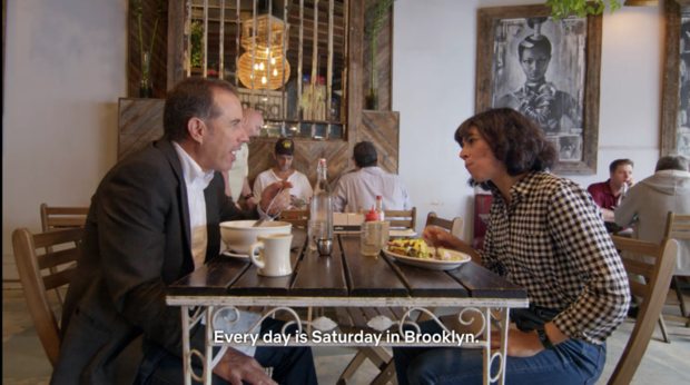 Jerry Seinfeld Comes to Bushwick for Brunch — News on Bushwick Daily
