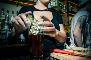 Bushwick Mixer: Brigg's Cup from Heavy Woods
