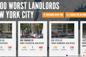 "Bushwick Landlords Are Abundantly Listed in the Newly Released ""Worst Landlord Watchlist"""