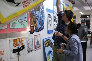 Bushwick's Mayday Space Gears Up For People's Climate March This Sunday