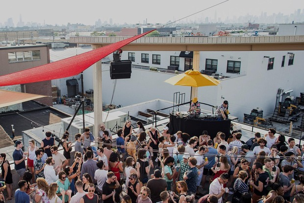 7 Bushwick Bars with Outdoor Areas to Enjoy this Summer