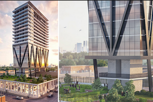 Totally Surreal: A 9-Story Hotel Coming to Stewart and Flushing Aves