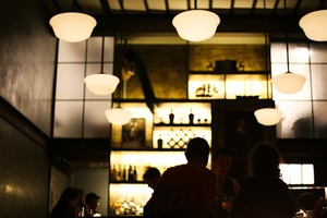 Your Perfect Bushwick Date Night: The Rookery on Troutman