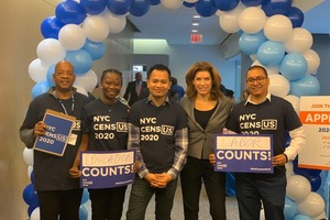 CUNY Begins Review Of Applications To Distribute $19 Million Census Outreach Grant