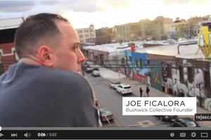 Tribeca Film Published a Short Film About The Bushwick Collective