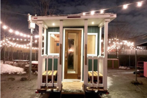 Get Your Hygge On This Fall In An Outdoor Mobile Sauna At Nowadays