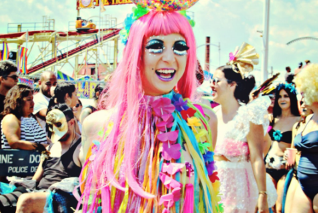 Check Out Pics from the Always Magical Coney Island Mermaid Parade