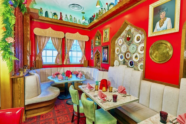 Turk's Inn, a Whimsical and Kitschy Restaurant from the Midwest, Opened in Bushwick This Weekend