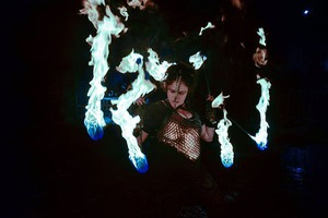 A Burning Man Crew Does Brooklyn Winter Right at House of Yes This Weekend