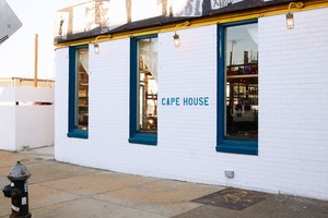 Newly Opened Clam Shack Cape House Brings New England Beachside Cuisine to Bushwick