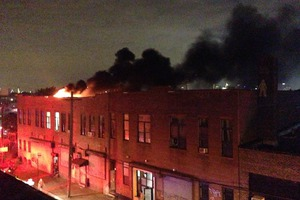 Bushwick Firework Festivities Gone Wrong: At Least 2 Fires Errupted