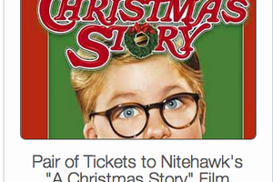 "Win Tickets to Nitehawk's ""A Christmas Story"" Film Feast!"