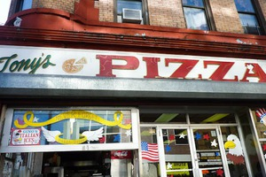 Tony's Pizza: 40 Years in Bwick