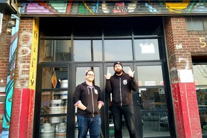 Booze News: Braven Brewing Will  Finally Begin Production in Bushwick