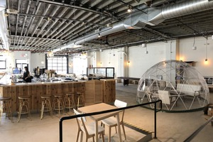 New Bar Offers Beer, Art, Shuffleboard and Just a Touch of Dystopia