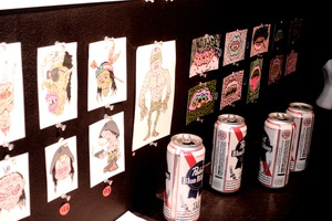 "Do You Like Awesome, (Actually) Affordable Art? Check Out ""Origins of Ooze"" at Scumbags & Superstars"