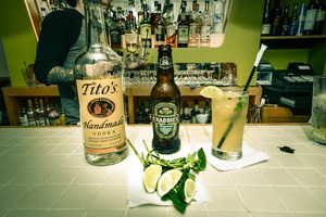 Bushwick Mixer: Moscow Mule With A Deadly Kick from The Johnson's