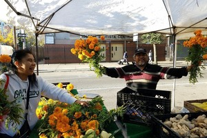 GrowNYC Will Host a New Farmers Market at Woodhull Hospital Starting July 10