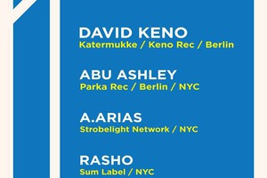 Dance the Cold Away with Berlin DJ David Keno at Secret Bushwick Location This Weekend