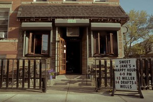 New Ridgewood Bar Sweet Jane's Ties in Local Community and History To A Fun New Drinking Spot