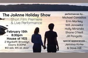 """Watch Jemima Kirke (of """"Girls"""") Interview An Ancient Alien at a Bushwick Film Premiere"""
