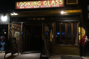 Buy Bitcoin from an ATM at Bushwick's Looking Glass