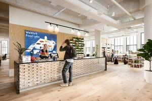 WeWork Food Labs Will Provide Office Space and Subsidized Kitchen Access for Food Startups
