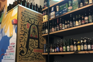 Bushwick's Craft Beer Bar and Bottle Shop, The Sampler, Has Reopened!