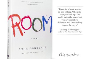 "Read and Discuss ""Room"" at Bushwick Library"