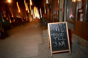 By Popular Demand: Bushwick Late Night Eats, Revisited